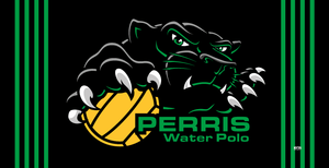 Perris High School Water Polo 2020 Custom Towel - Personalized