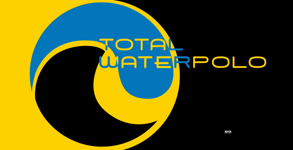 Total Waterpolo Custom Towel - Personalized
