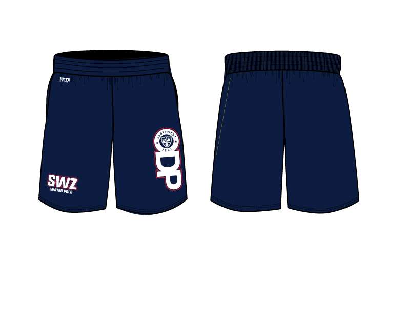Southwest Zone Men's Gym Short 2019