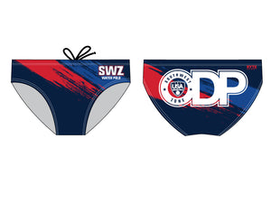 Southwest Zone Water Polo Brief-Personalized
