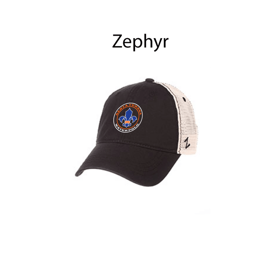 Santa Teresa High School Water Polo Snapbak Hat