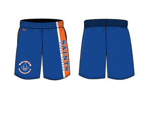 Santa Teresa High School Water Polo Custom Men's Gym Short