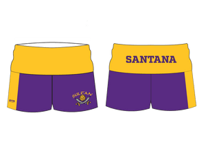 Santana High School Custom Yoga Short