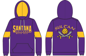 Santana High School Custom Unisex Hooded Sweatshirt