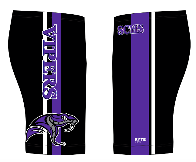 Space Coast High School Swim 2020 Custom Men's Jammer