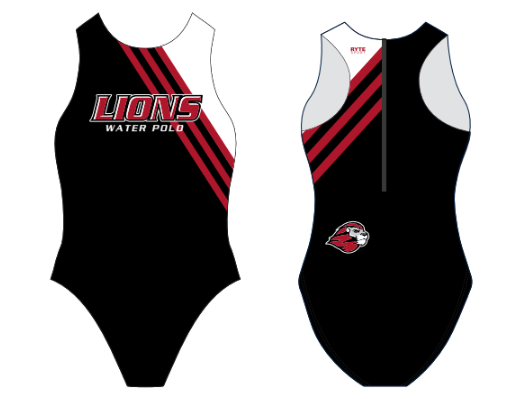 Westminster High School Water Polo 2020 Custom Women's Water Polo Suit