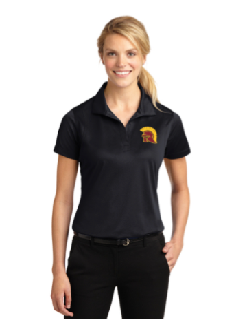 Hillcrest High School Water Polo 2020 Custom Women's Polo Shirt *CLOSE DATE TO PURCHASE IS 10/23*