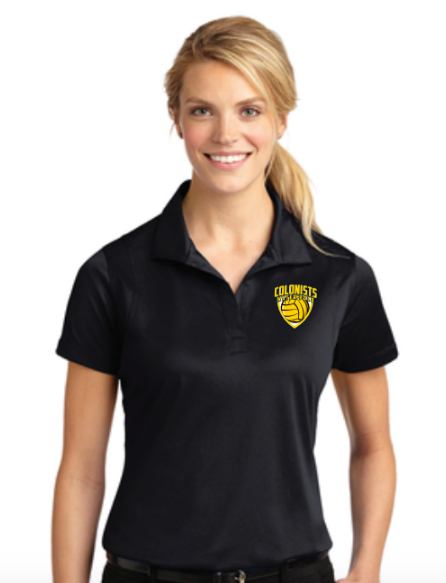 Anaheim High School Water Polo 2020 Custom Women's Polo Shirt *CLOSE DATE TO PURCHASE IS 11/30*