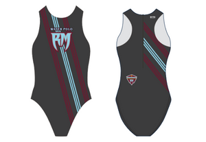Rancho Mirage High School Water Polo 2020 Custom Women's Water Polo Suit