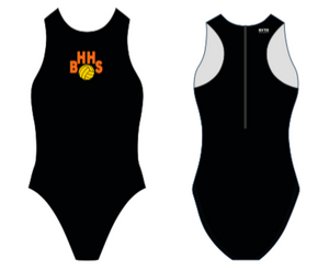 Beverly Hills High School Water Polo 2020 Custom Women's Water Polo Suit