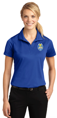 209 Water Polo Club Custom Women's Polo Shirt - CLOSE DATE 5/6*