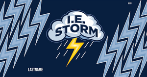 IE Storm Water Polo 2019 Custom Towel - Personalized