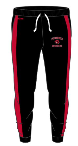 Florence High School Swim 2019 Custom Adult Unisex Jogger Sweatpants