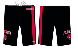 Florence High School Swim 2019 Custom Men's Jammer