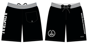 Admiral Water Polo Foundation 2019 Custom Men's Boardshort