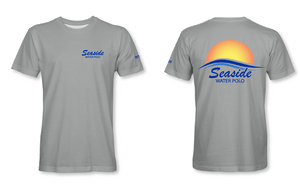 Seaside Water Polo Club Youth T-Shirt 2019 Gray