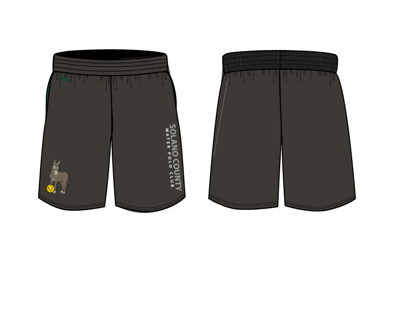 Solano County Water Polo Club Men's Short