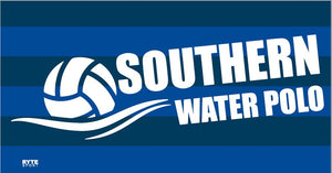 Southern Water Polo Custom Towel