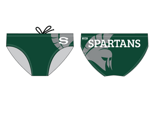 Stratford 2020 Men's Swim & Water Polo Brief - Personalized