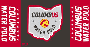 Columbus Water Polo Custom Towel