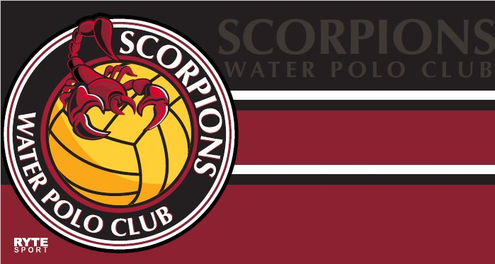 Scorpions Water Polo Club Custom Towel