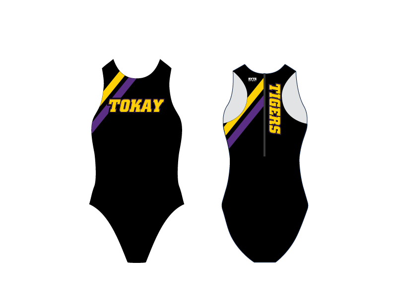 Tokay High School Women's Water Polo Suit