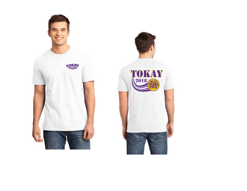 Tokay High School Water Polo Custom Men's T-Shirt