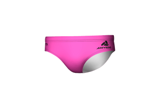 Azevedo Water Polo Men's Water Polo Brief - Pink/Black