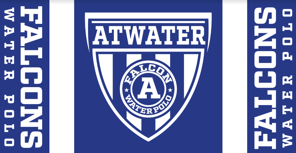 Atwater High School Water Polo Custom Towel