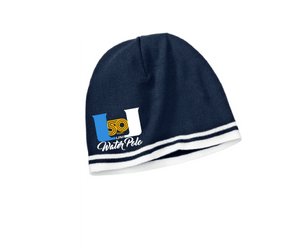 University High School Water Polo 2019 Custom Navy Beanie