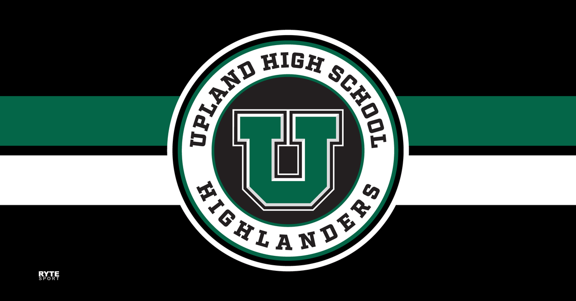 Upland High School Custom Towel