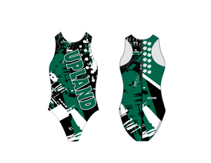Upland High School Custom Girls Water Polo Suit