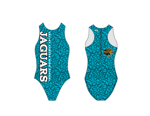 Valley Center Varsity Women's Water Polo suit