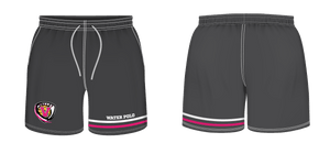 Valley High School Water Polo 2019 Custom Swim Trunks