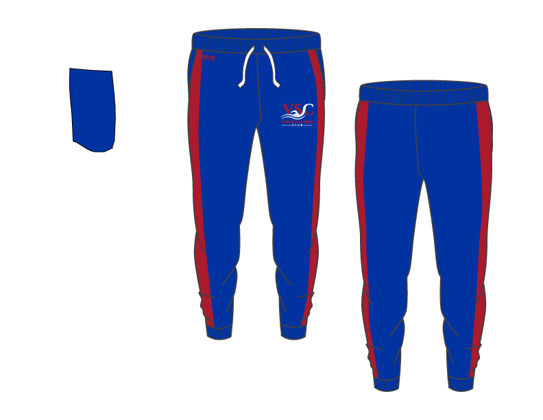 Vancouver Swim Club 2019 Custom Adult Unisex Jogger Sweatpants