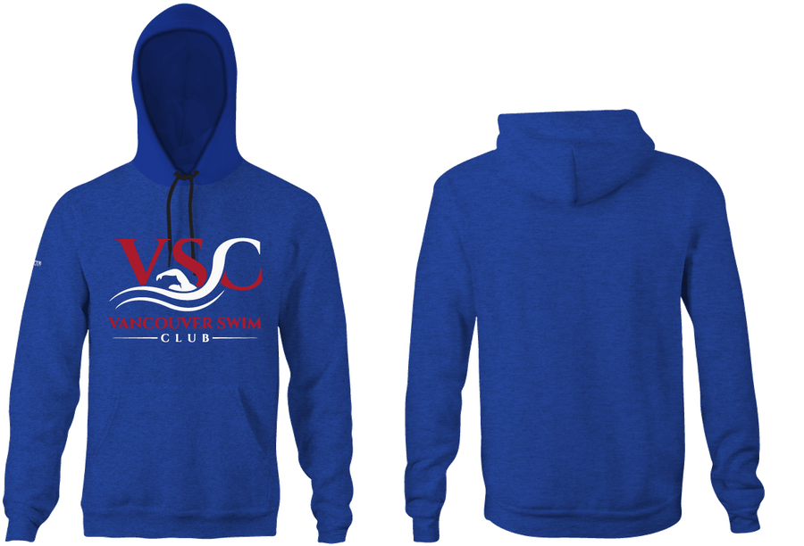 Vancouver Swim Club 2019 Custom Unisex Adult Hooded Sweatshirt