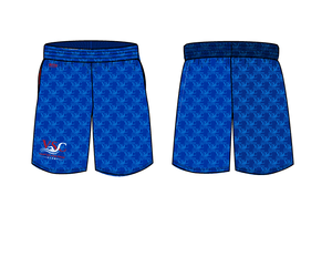 Vancouver Swim Club 2019 Custom Youth Gym Shorts