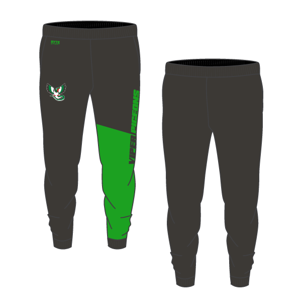 Viper Pigeon Custom Adult Unisex Heathered Jogger Sweatpants