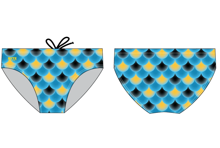Waverly - Lansing Catholic High School Swim & Dive 2019 Custom Men's Swim Brief