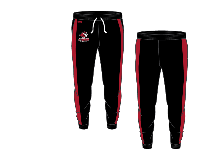 Westminster High School Water Polo 2019 Custom Adult Unisex Jogger Sweatpants