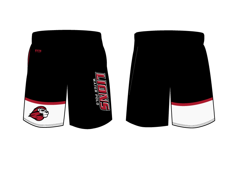 Westminster High School Water Polo 2019 Custom Men's Gym Short