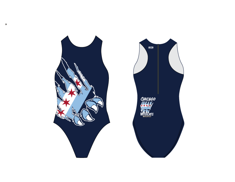 Wildcats Masters 2020 Women's Water Polo Suit
