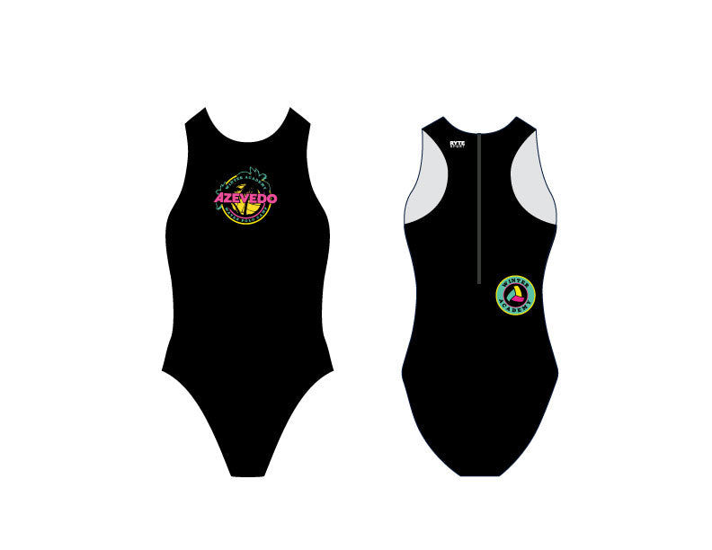 Azevedo Winter Academy Alternate Custom Women's Water Polo Suit