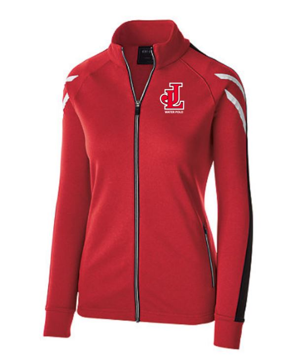 James Logan High School Women's Flux Zip Up Jacket