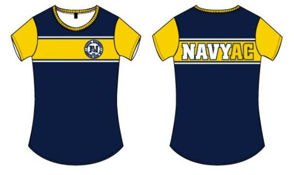 Naval Academy Club Custom Women's T-Shirt
