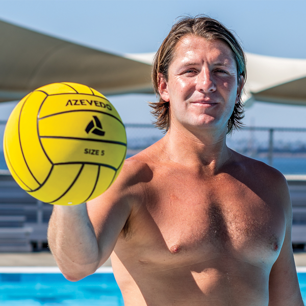 Azevedo Water Polo Ball - Size 5