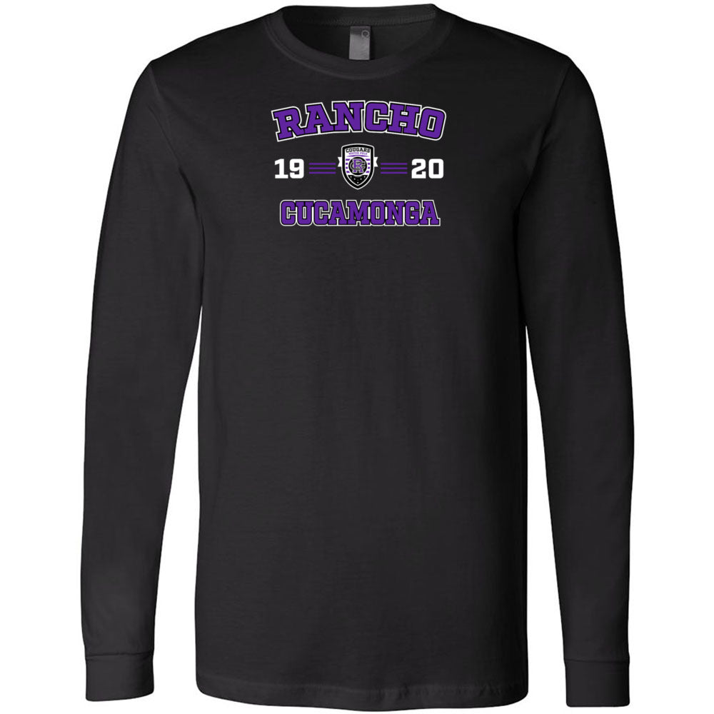 Rancho Cucamonga High School Water Polo 2019 Custom Long Sleeve Tee