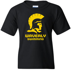 Waverly Middle School - Heavy Cotton Youth T-Shirt