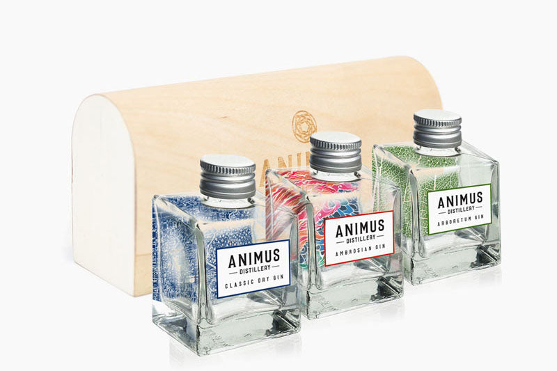 Animus Distillery - Gin Tasting Set
