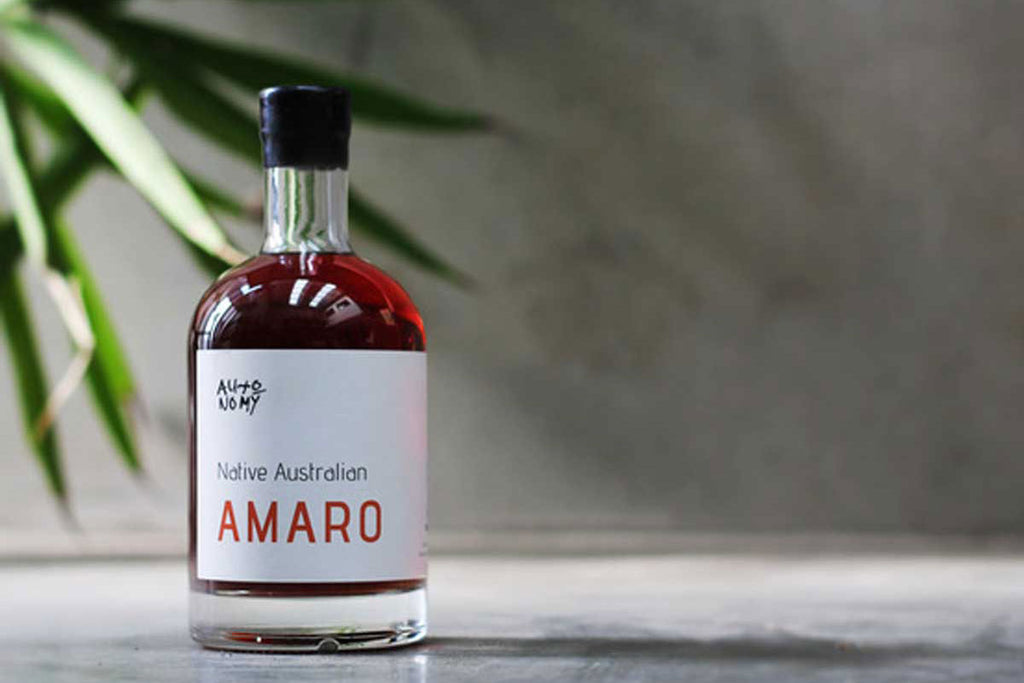 Autonomy Distillery - Native Amaro